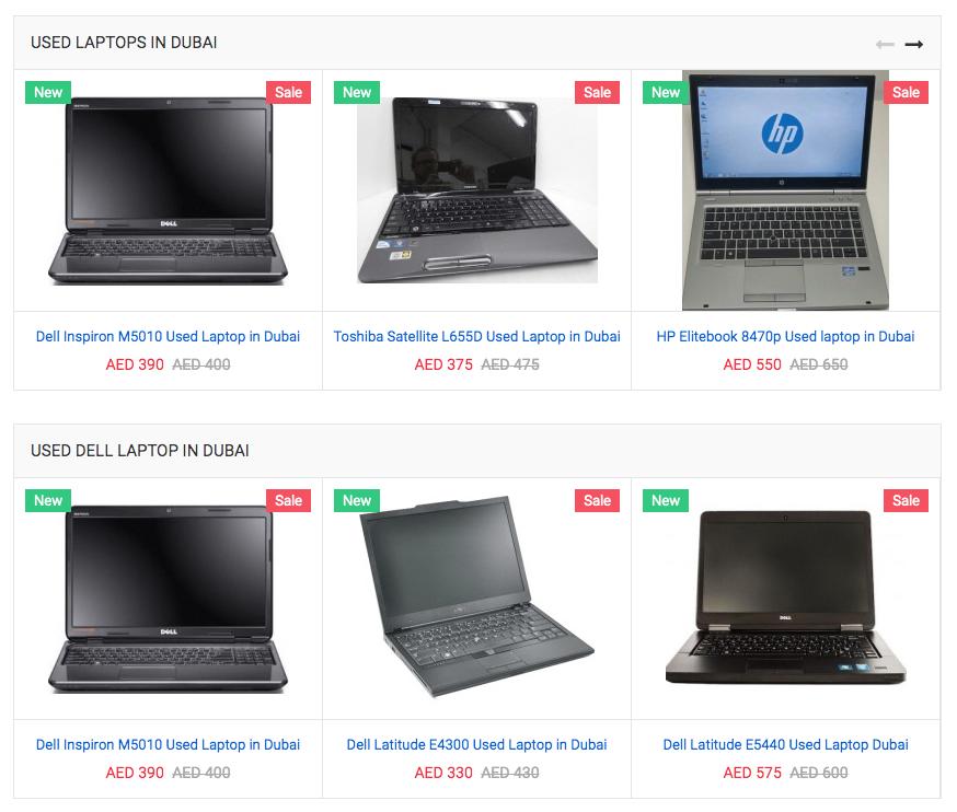Asus Laptop Prices in Dubai - Laptop